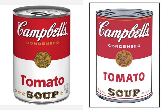 a condensed history of the campbell 39 s tomato soup can food republic. Black Bedroom Furniture Sets. Home Design Ideas