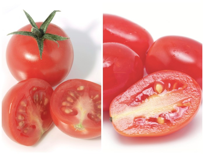Whats The Difference Between Cherry And Grape Tomatoes Food Republic
