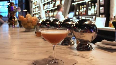 Bar Urbo's Canadian Daiquiri Cocktail