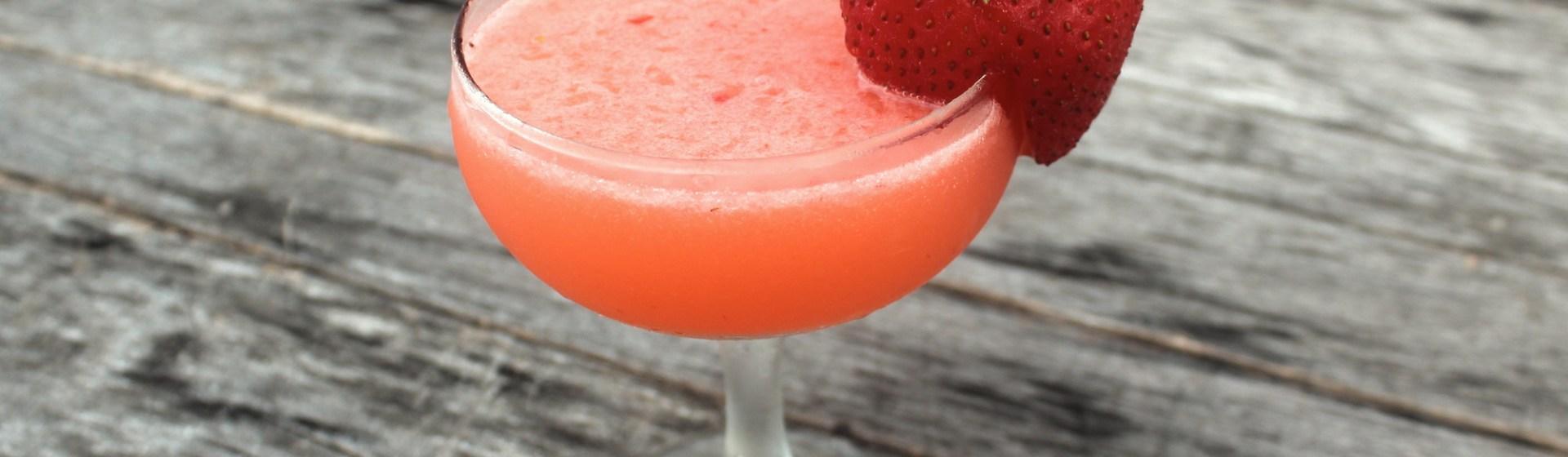 Großartig Strawberry Daiquiri Rezept Referenz Von Article Featured Image