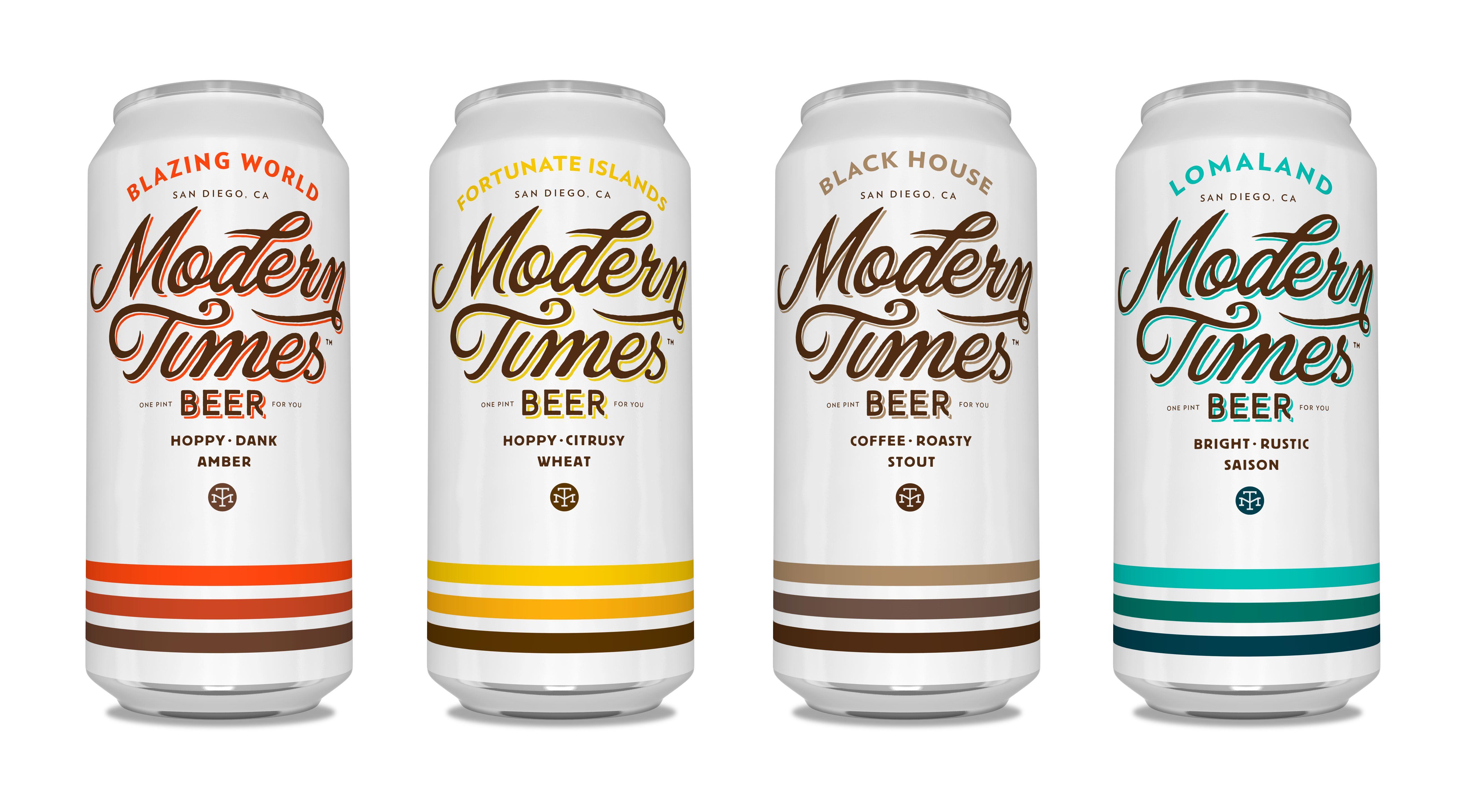 Inside The Brave New World Of Craft Beer Packaging Design Food