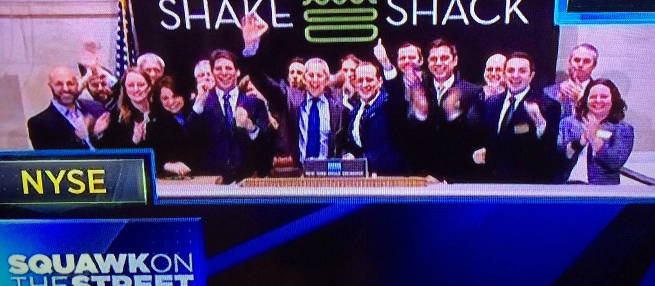 This Mornings Shake Shack Ipo Is Killing It On Wall Street