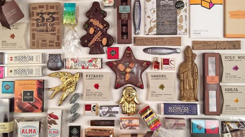 12 West Coast Chocolate Shops Raising The Bar