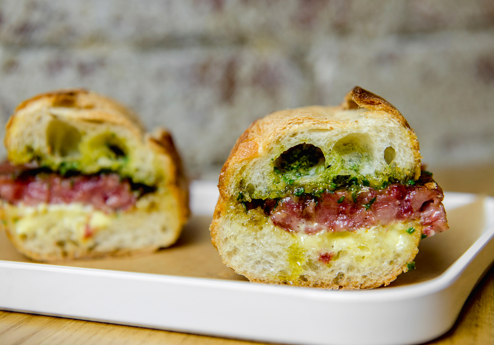 Corkbuzzs cotechino sausage sandwich recipe food republic forumfinder Choice Image