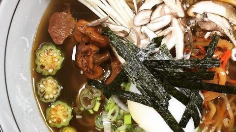 Ramen like you've never had it before, only in Mississippi.
