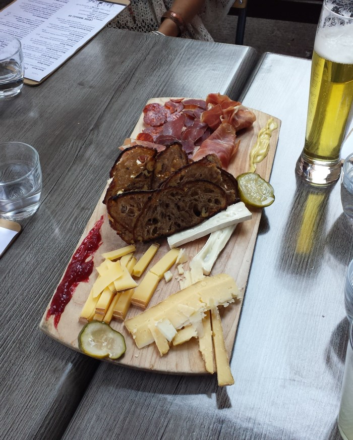 meat and cheese aspen