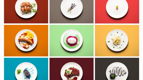 These beautifully plated delicacies came from the minds of pregnant women. Some include soap, caramel and toothpaste.