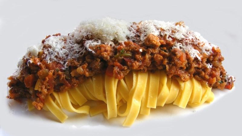 Tagliatelle_Bolognese