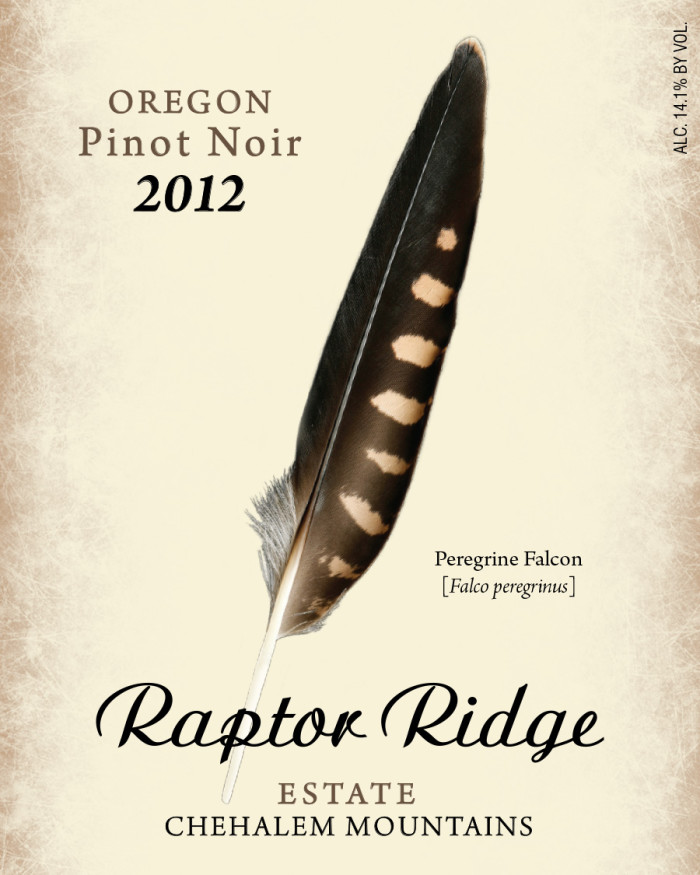 RaptorRidge_12 Estate Label