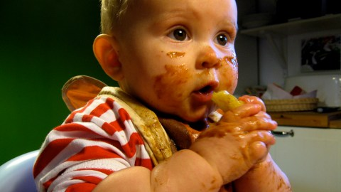 Not all kids are picky, but if they are it's probably because they're going through a phase. (Photo: sami73/Flickr.)