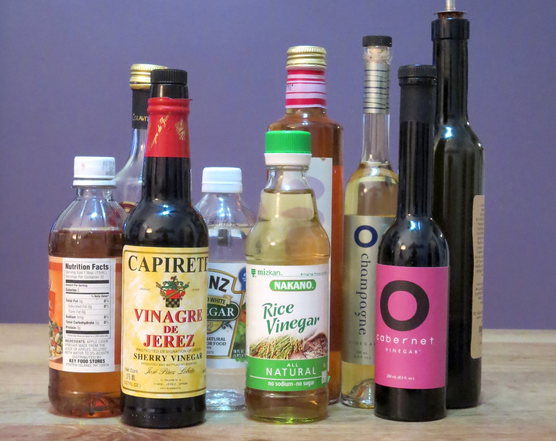 What to replace vinegar 7