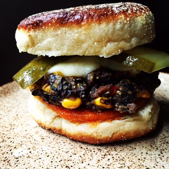 Veggie Burger Pic (1)