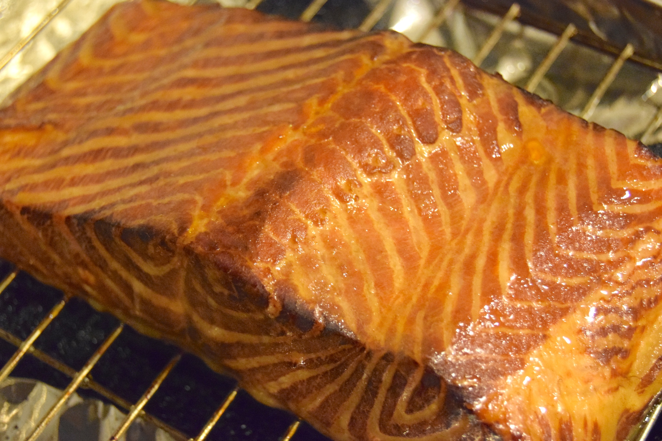 How To Use An Indoor Smoker (plus, A Salmon Recipe