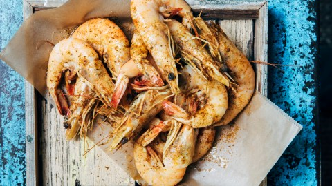 BBQ Jerk Shrimp_photo by Rush Jagoe