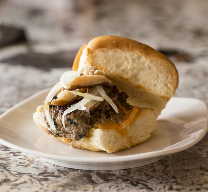 Better Burger Project Lunch June 1, 2015 Supper, 926 South Street, Philadelphia, PA