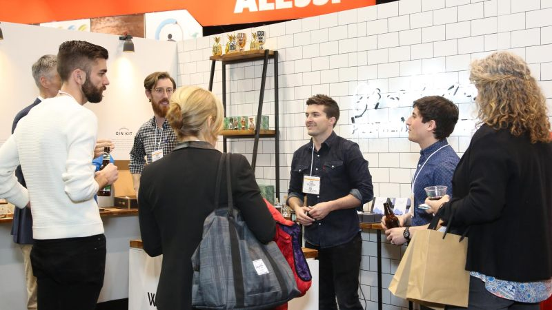 We were on the ground at the International Home and Housewares Show. (Photos: Kaitlyn Thornton.)