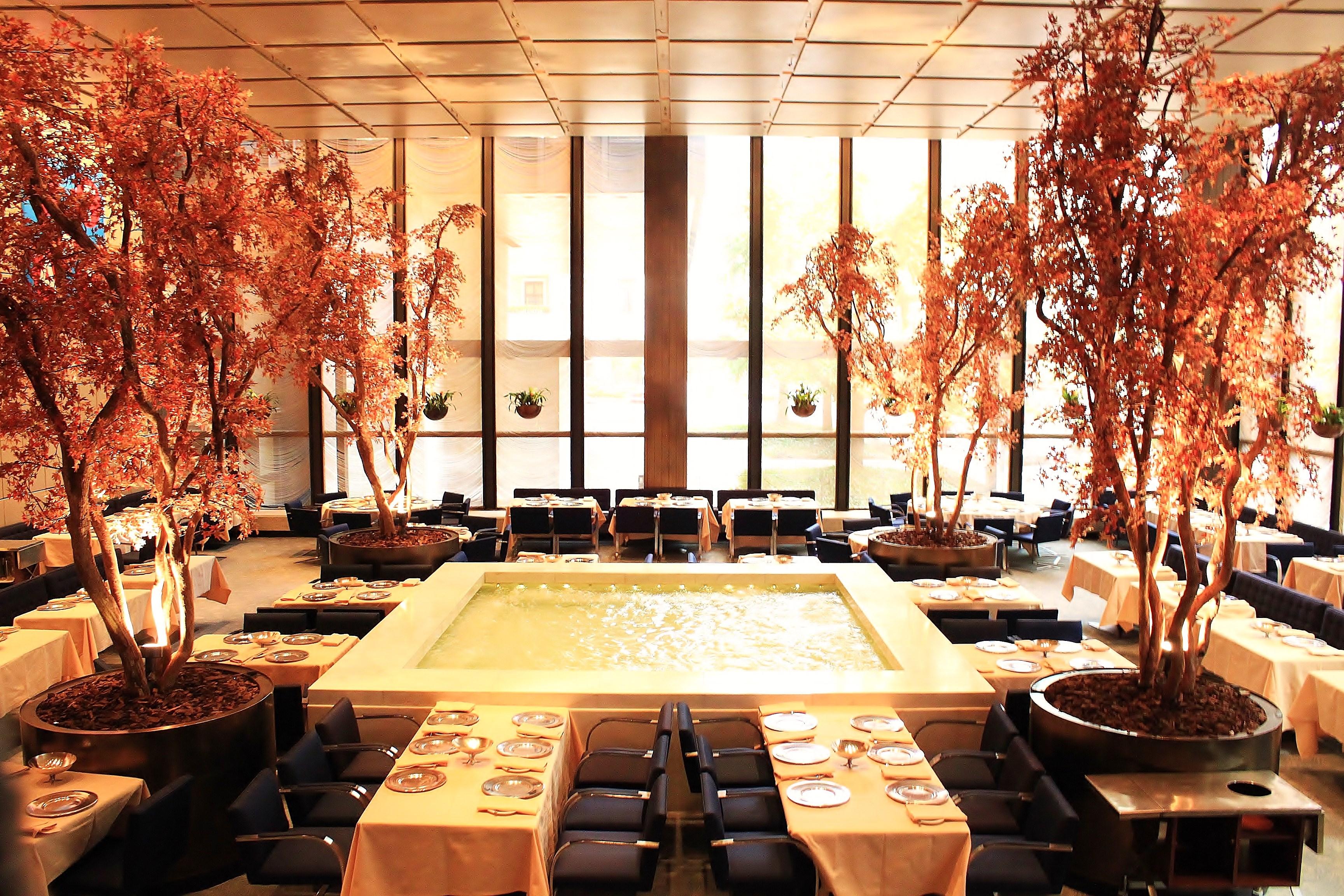 James Beard Foundation Honors NYCs Doomed Four Seasons Restaurant