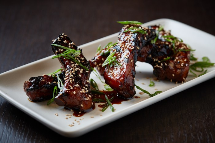 Wood-Fired Char Siu Ribs Galdones Photography 7