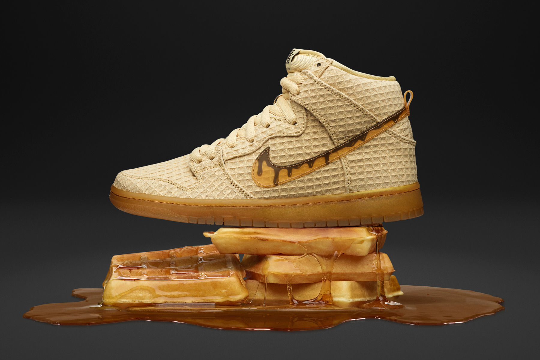 nike Sneaker SB Is About To Release A Sneaker nike Tribute To Chicken And Waffles 96b2aa