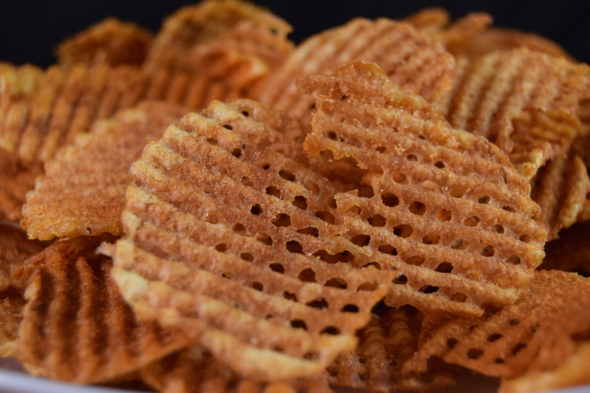 how to make waffle fries and chips � food republic