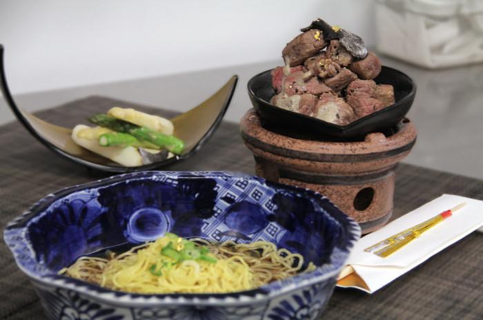 KOA Ramen Dish