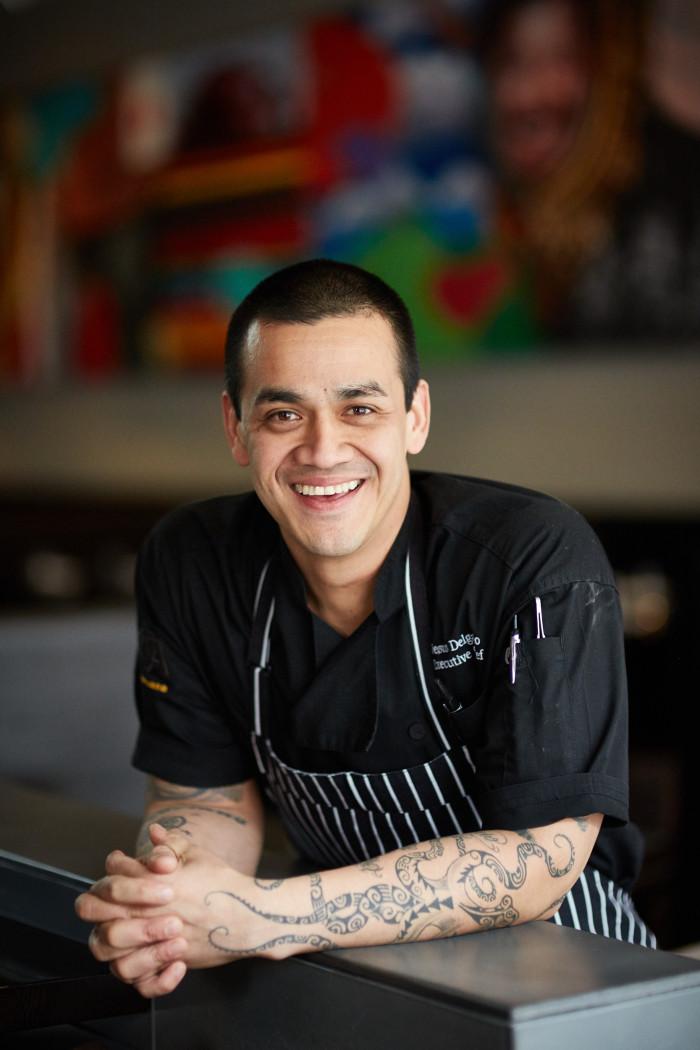 Chef Jesus Delgado