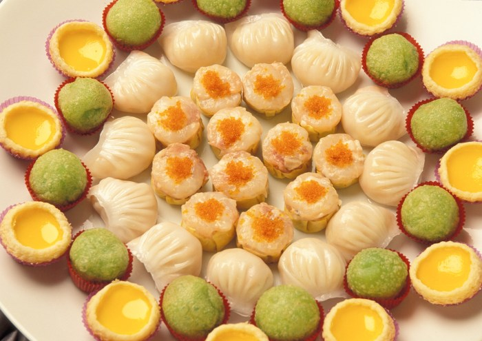 All classic dim sum fare can also be found in Macau. (Photo: Shannon Troy.)