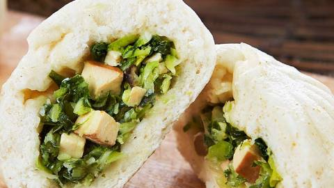 A bao can be filled with almost anything. (Photos: Nina Gallant.)