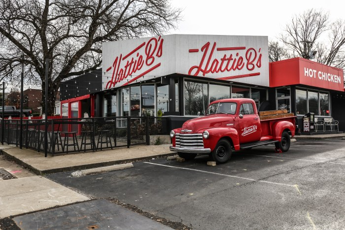 Meet The Man Who Launched The Nashville Hot Chicken Craze ...