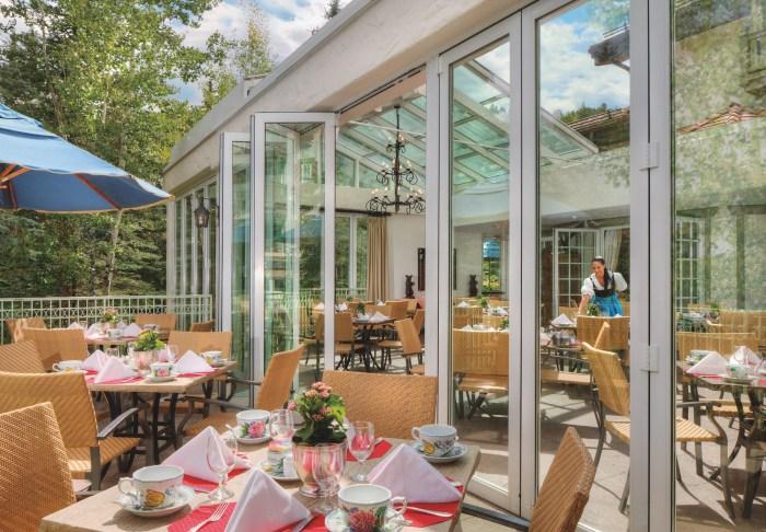 Sonnenalp Resort of Vail Terrace