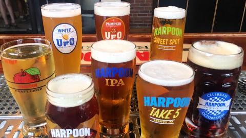(Photo: Harpoon Brewery/Facebook.)