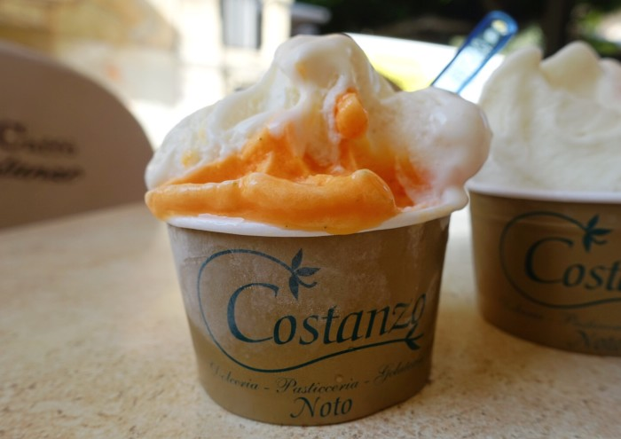 Mind-blowing gelato can be found at Dolceria Corrado Constanzo.