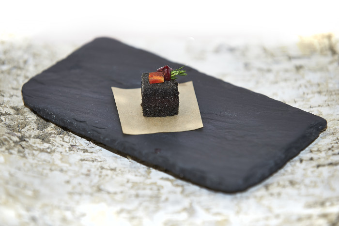 Aquavit Chef Emma Bengtsson's blood pudding[1]