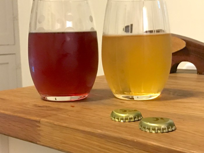 diy hard cider
