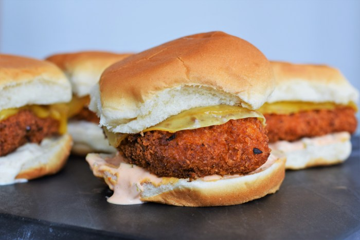 How to make a better homemade fried fish sandwich food for Who has the best fish sandwich