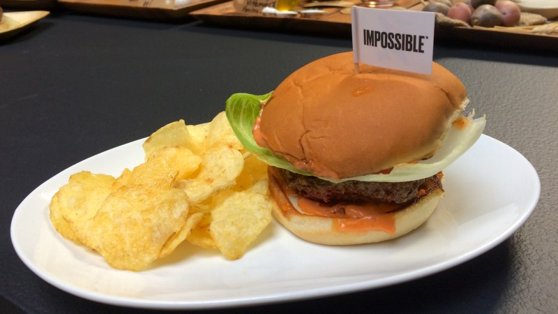 impossible burger west coast