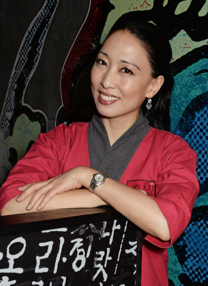 Judy joos hollywood ready journey to culinary stardom food republic judy joo left a finance job to go to culinary school now shes a chef and restaurateur with locations in london and hong kong plus a cooking channel show forumfinder Gallery