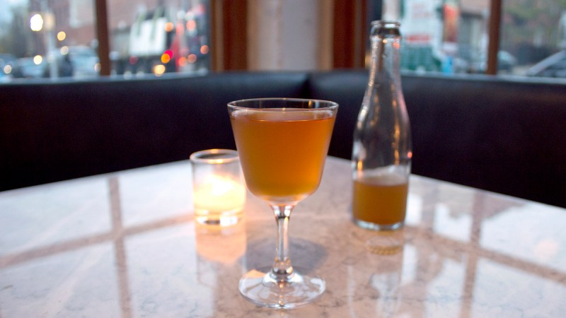 The Fourth Down Whiskey Cocktail - Food Republic