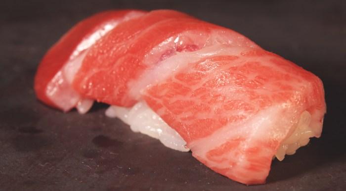 KOSAKA Sushi Otoro (Fatty Tuna) (2) (1)