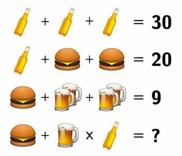 burger-beer-brainteaser-maths-puzzle-710355