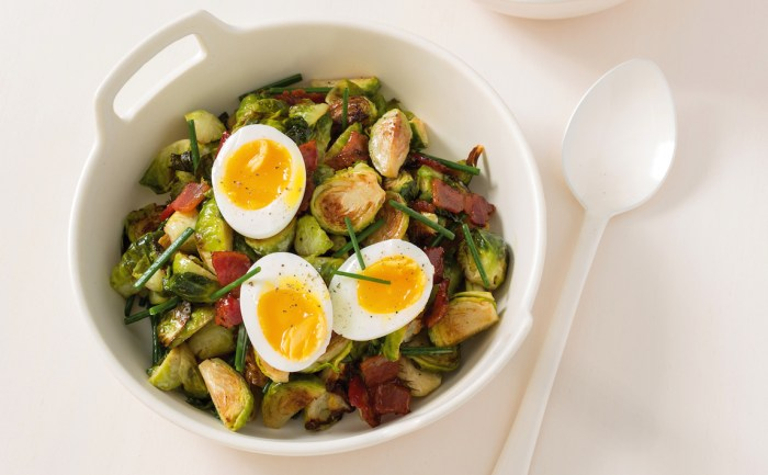 brussels sprouts caesar salad recipe