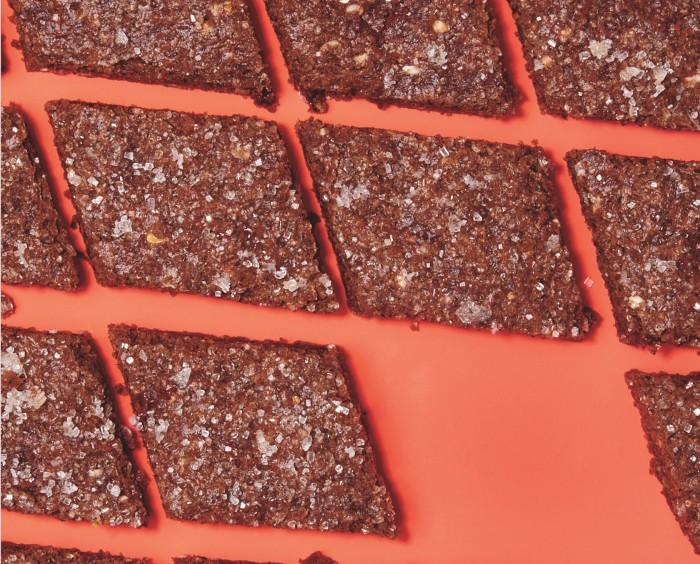 chocolate buckwheat cookies