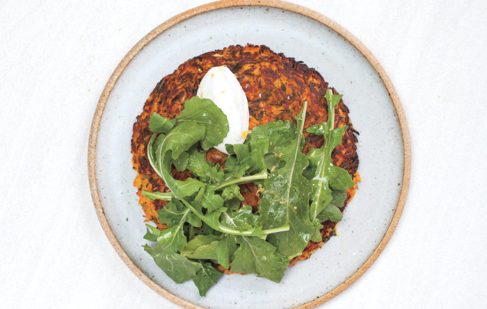 Sqirl socca recipe