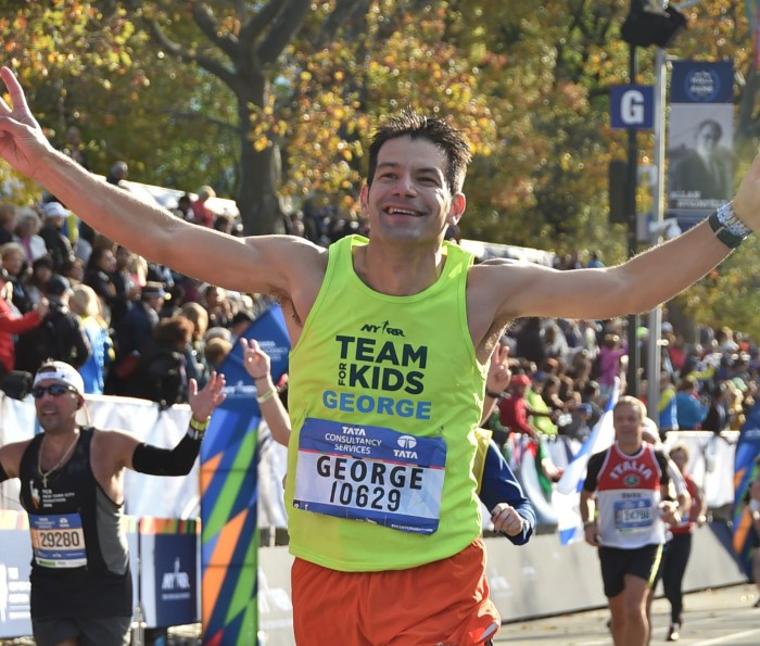 George Mendes Runs Marathons
