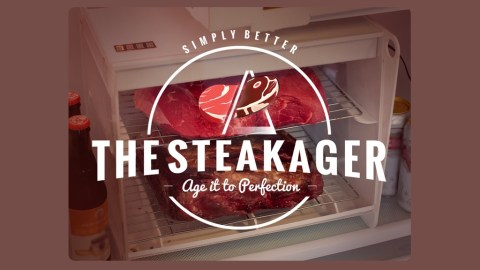 the steakager
