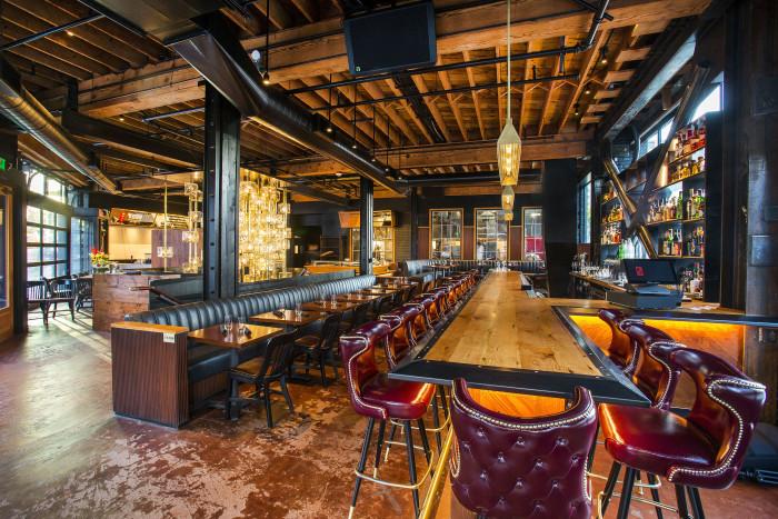 The Butcher's Table is equal parts bar, restaurant, butcher, and sandwich shop. (Photo credit: Suzi Pratt)