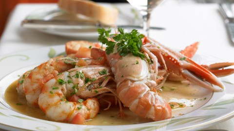sustainable italian seafood