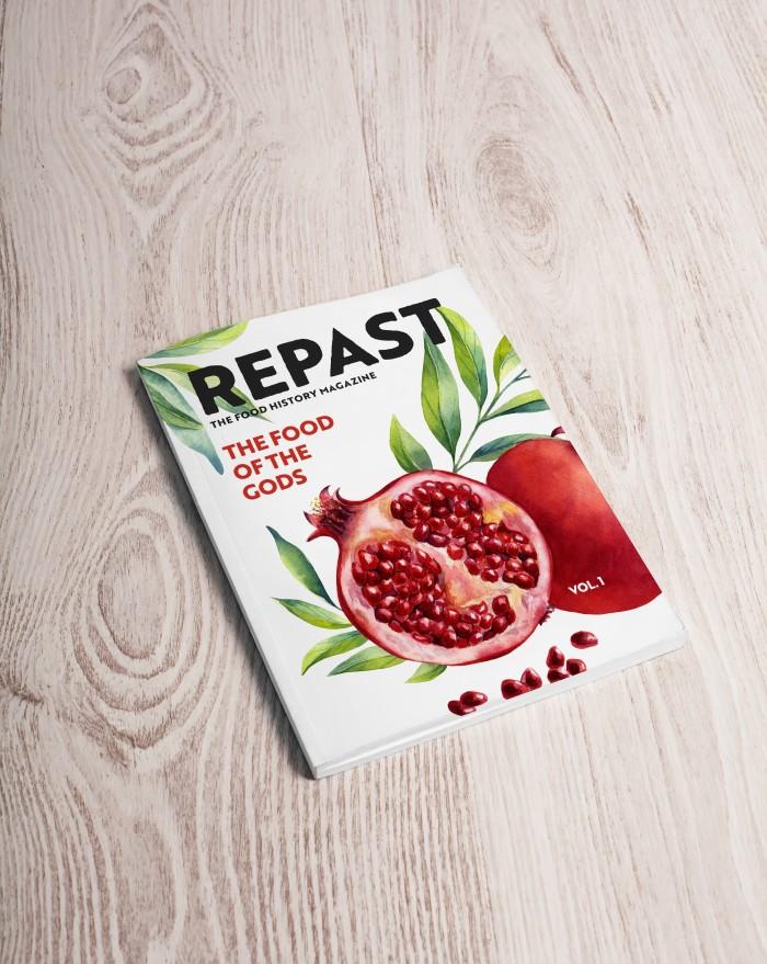 food history magazine