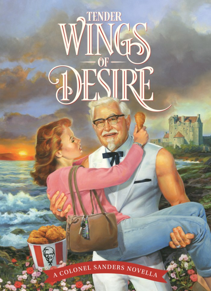 Tender Wings of Desire