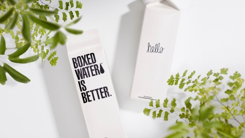 boxed water really better